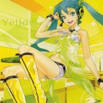 kz feat. Miku Hatsune - Yellow