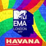 Camila Cabello - Havana (Live Performance on MTV EMAs 2017)